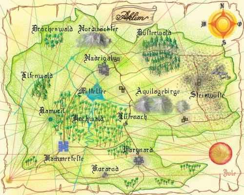 Aklim Karte